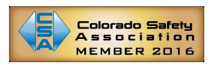 Colorado Safety Association Logo