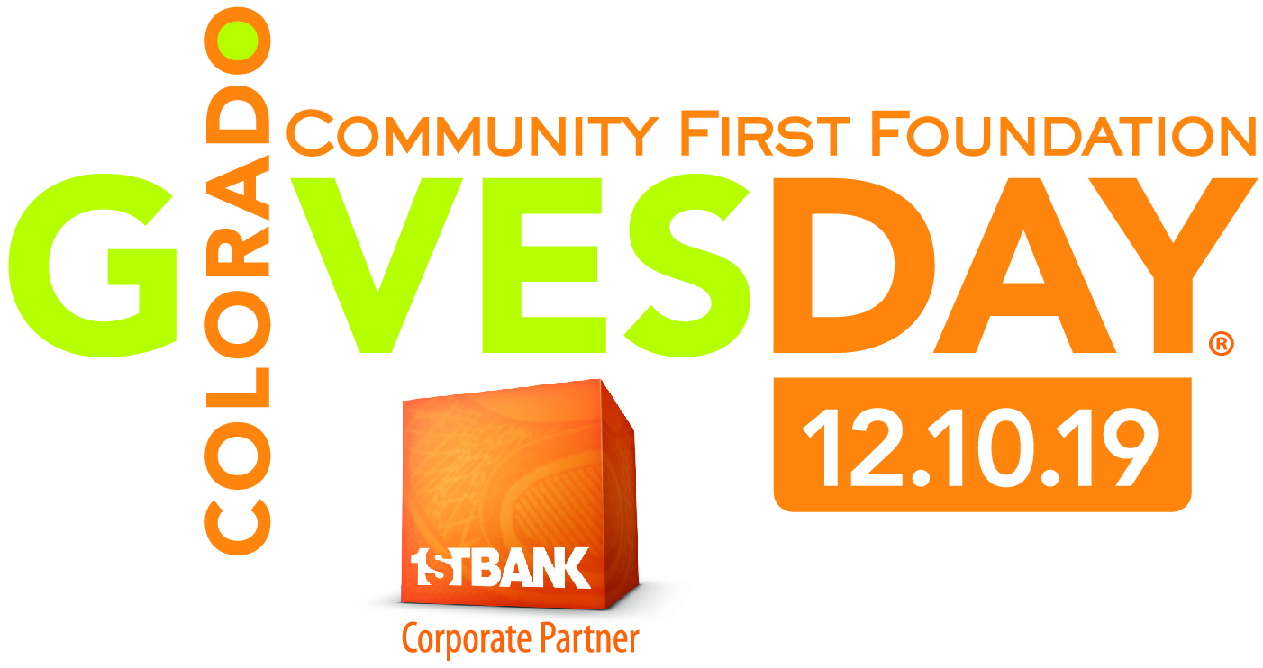 The Official Logo of Colorado Gives Day 2019
