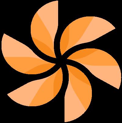 DDRC Pinwheel